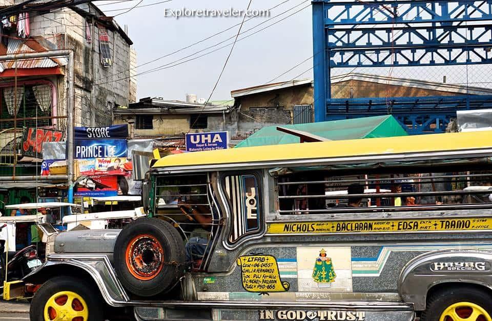 Philippines Jeepney Tour Adventure