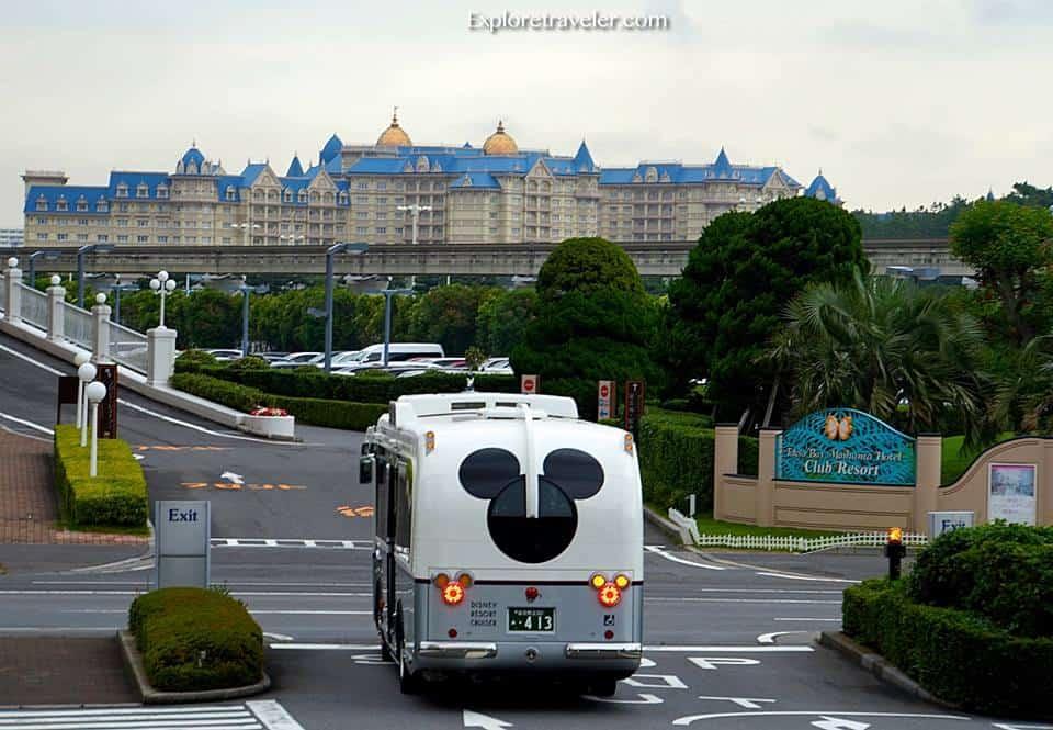 The magic of Disney in Tokyo Japan