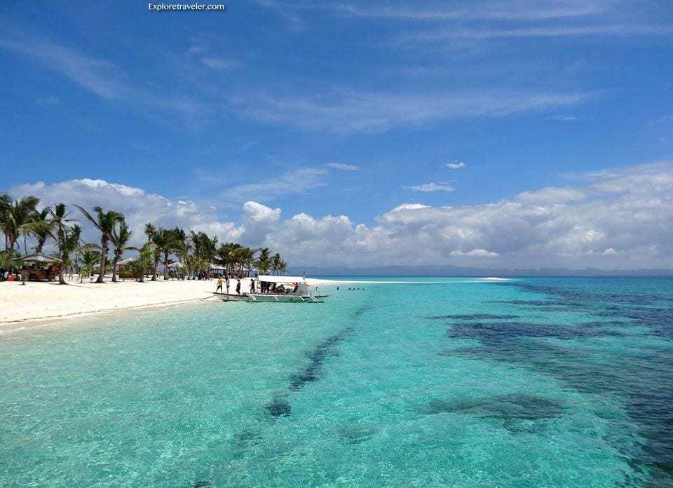 Journey to Pandanon Island