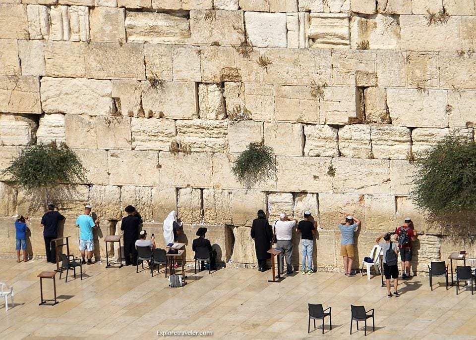 Old City Jerusalem Kotel