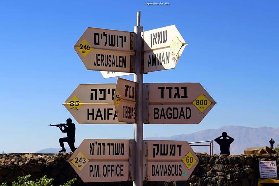 Israel Palestinian Territories Jordan Adventure Tour Review