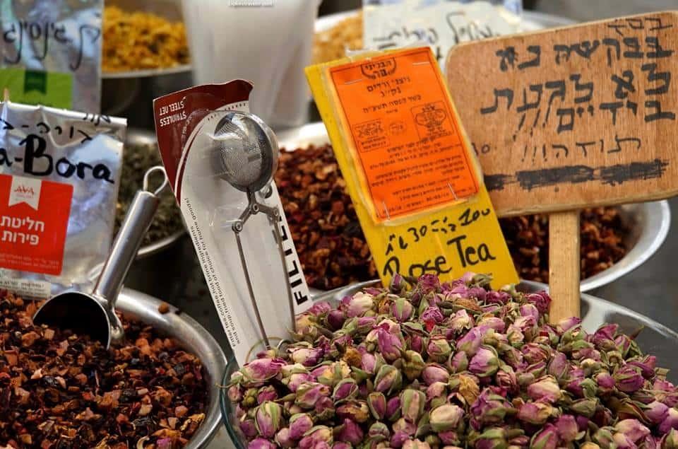 Tea Time in Israel
