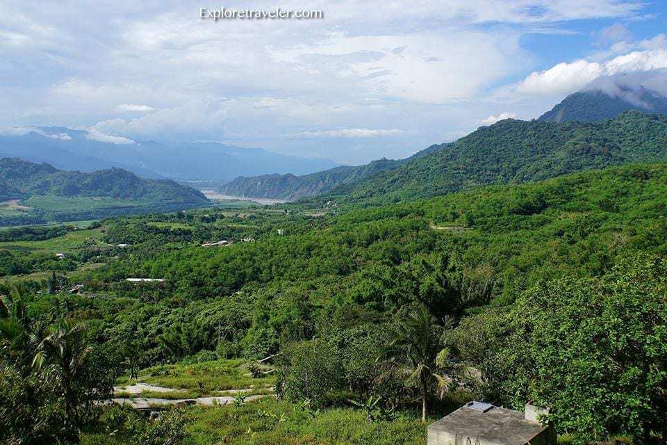 Taitungs Rift Valley