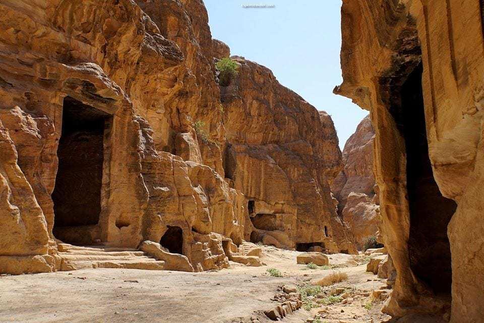 Walking the ancient Jordanian paths
