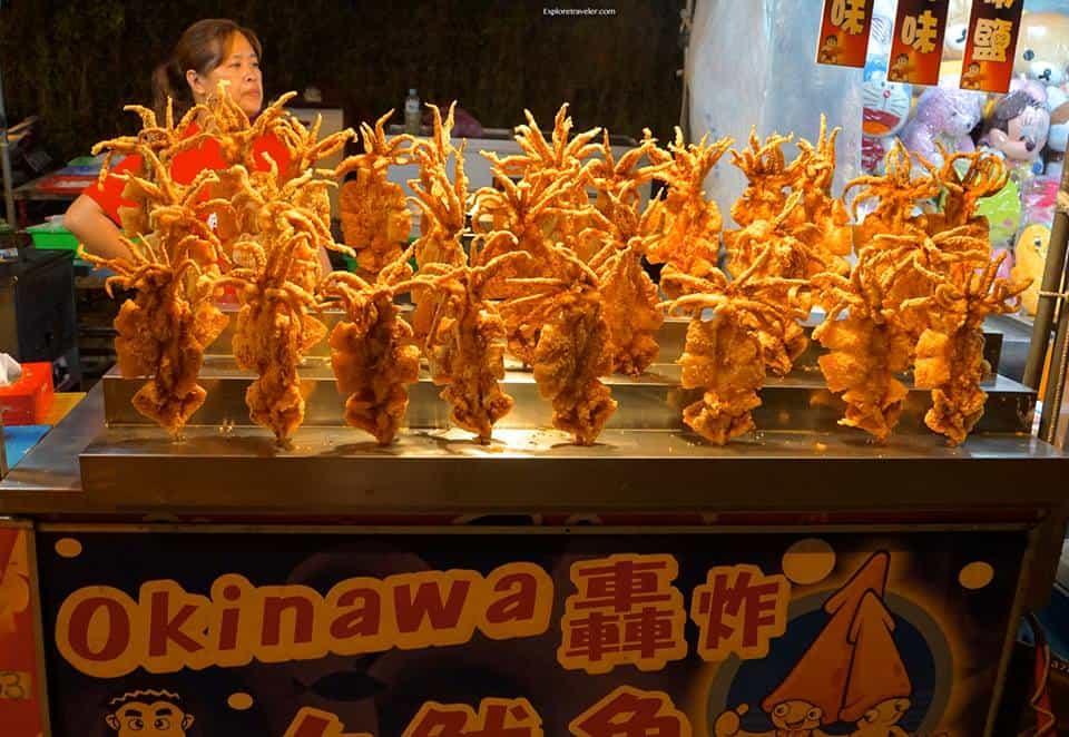 The Tasty Snacks of Taiwan