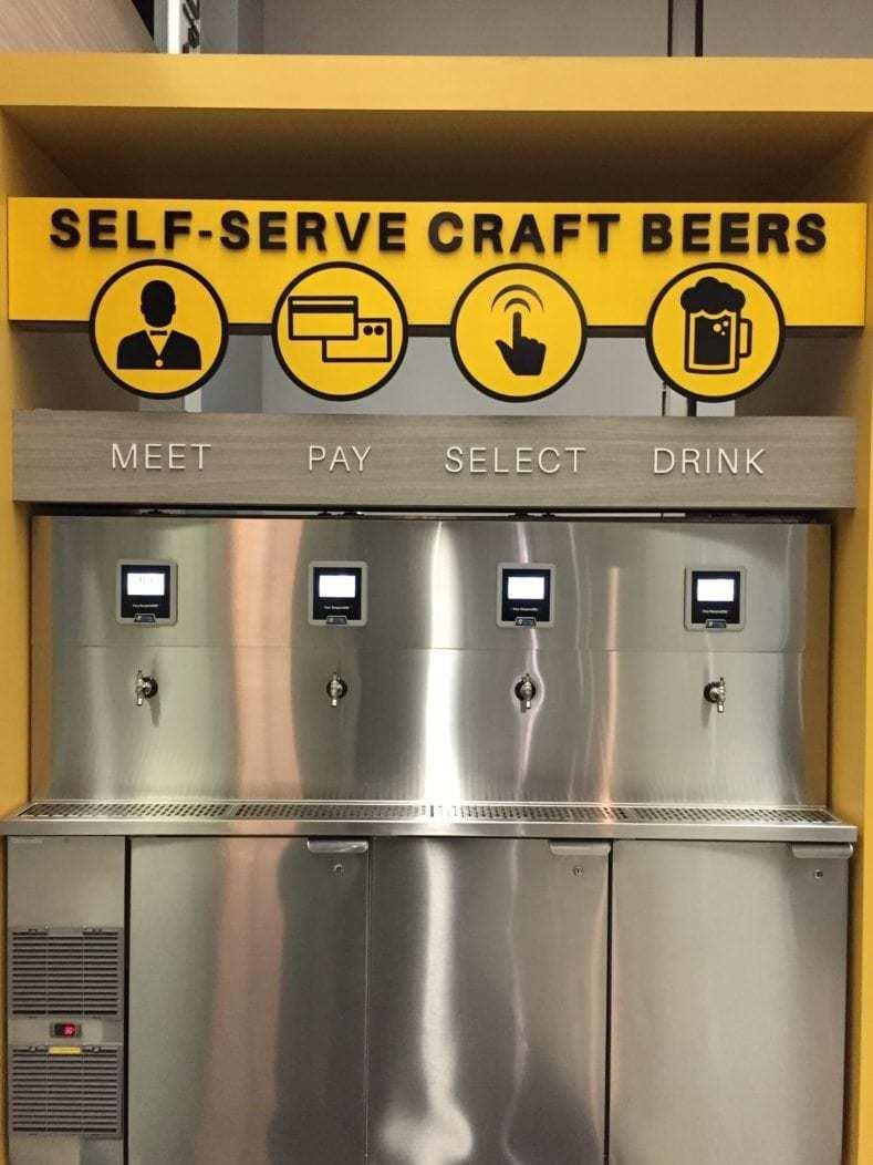 Craft Beer Self Service