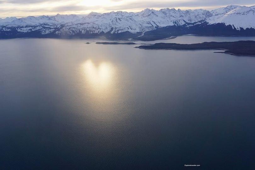 Alaskan wilderness - Alaska Marine Highway