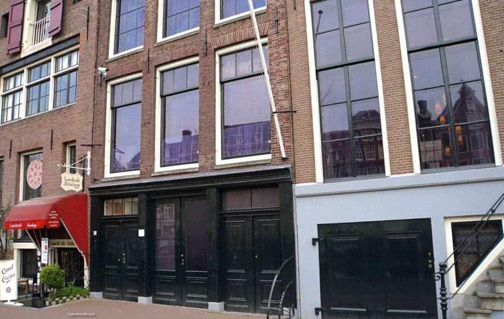 visit to Amsterdam