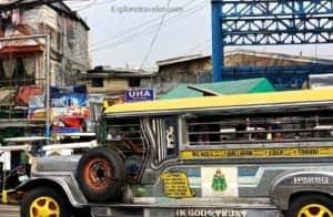 Adventure Ng Paglalakbay sa Jeep Ng Pilipinas - A truck is parked on the side of a building - Bus