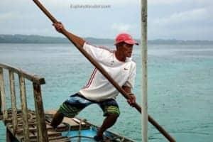 Isla Ng Pilipinas: Ang Kamangha-manghang Paglalakbay - A man standing next to a body of water - Travel