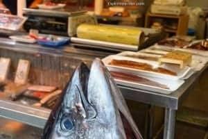 Tsukiji Fish market 築地市場 Tsukiji shijō - Coral Triangle