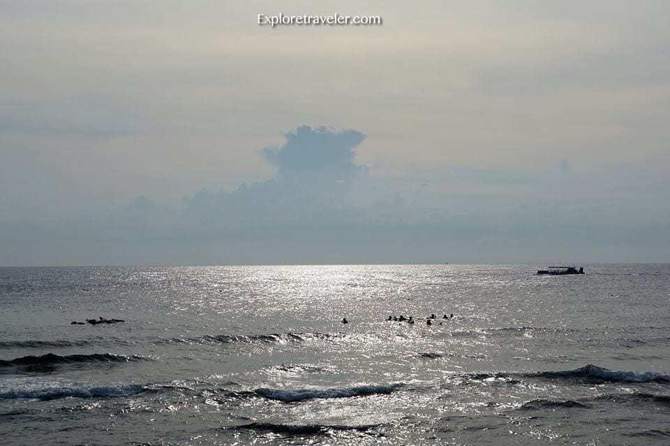 Scuba Diving Off The Shores Of Green Island