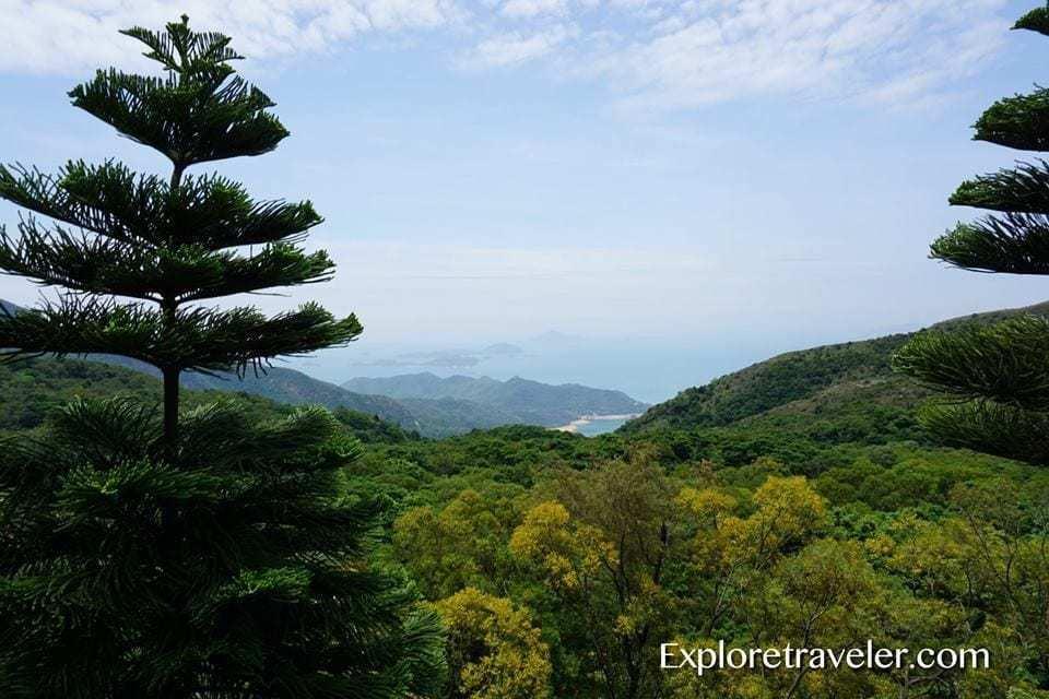 Beautiful Lantau Island