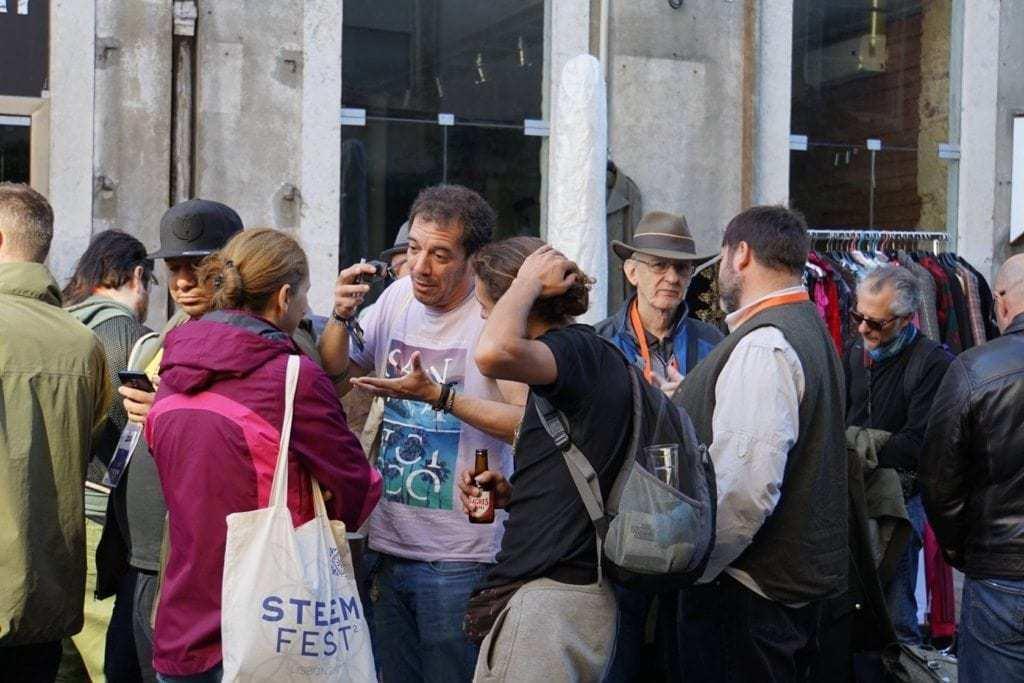 SteemFest Lisbon Portugal