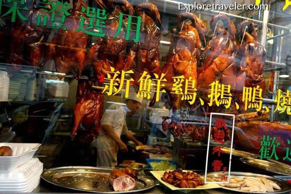 Mong Kok Wet Market
