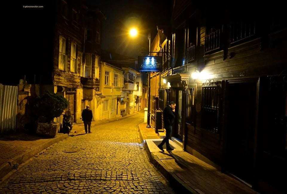 Off The Beaten Path In Istanbul