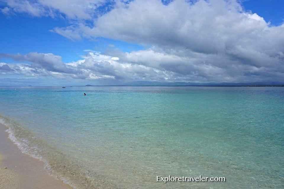 White Sand Beaches Of Canigao Island