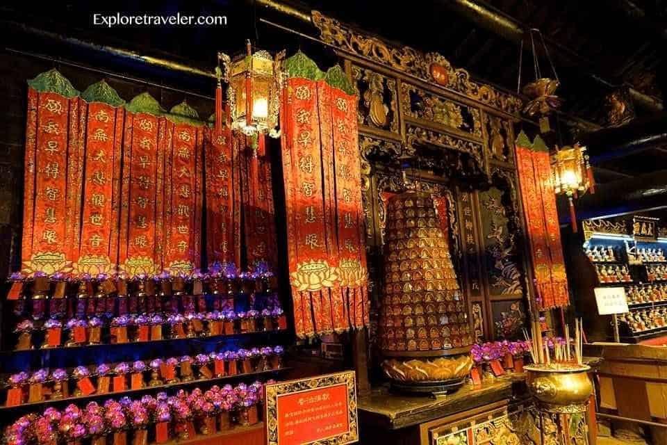 Lin Fa Kung Temple