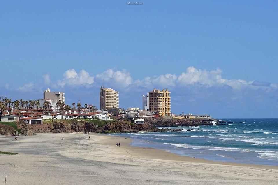 beach resorts Baja California Mexico
