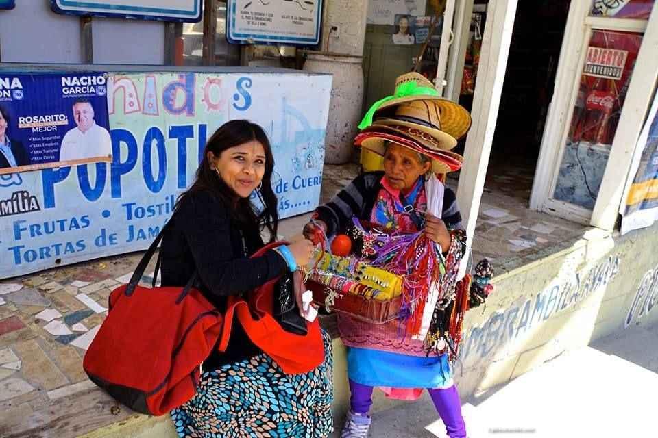 Shopping For Bargains Baja California Mexico