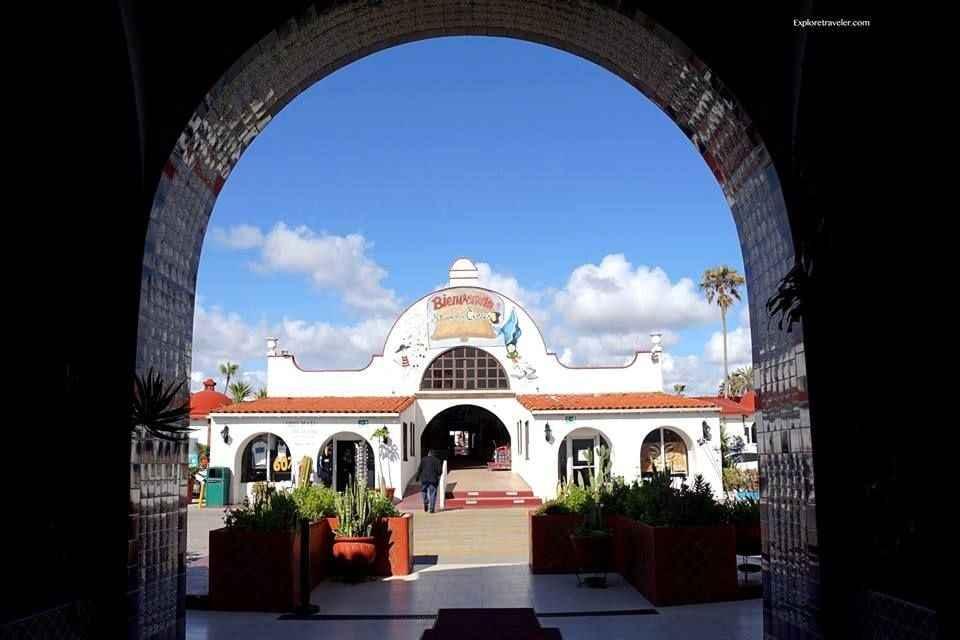 Beautiful Architecture In Baja California Mexico