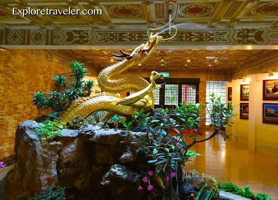 Golden Dragon at Grand Hotel Taipei