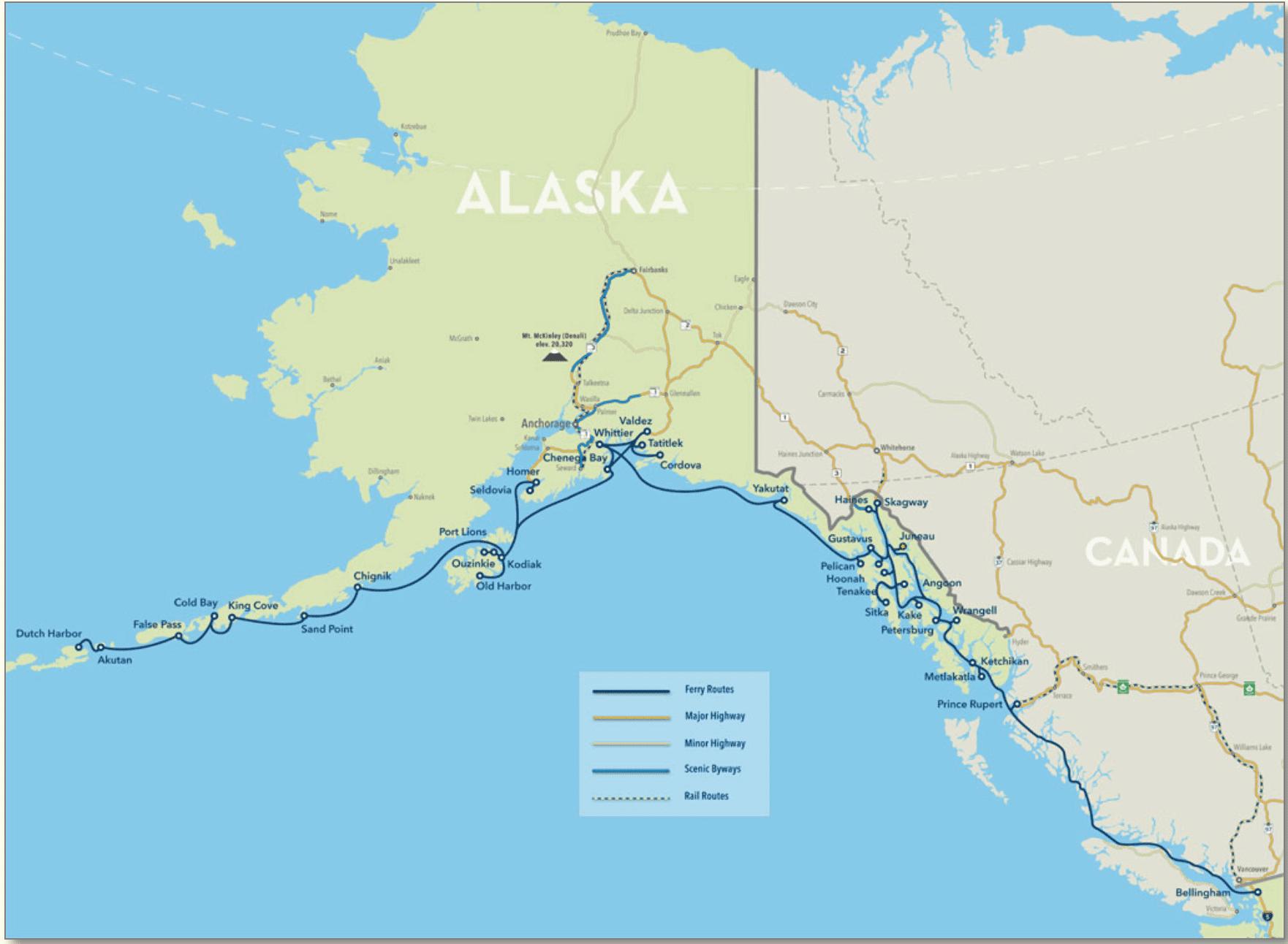 Alaska Marine Highway