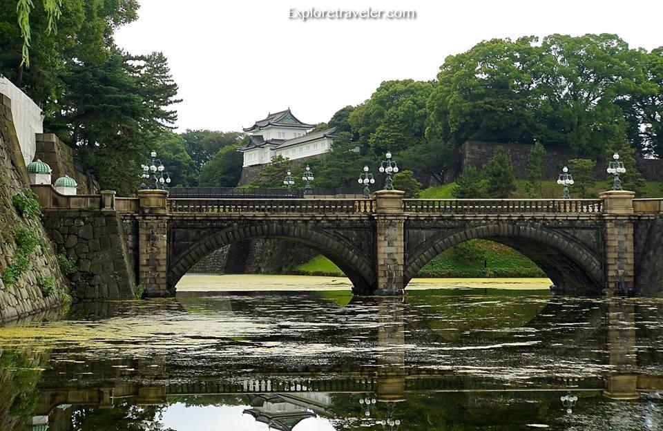 Meganebashi Bridge
