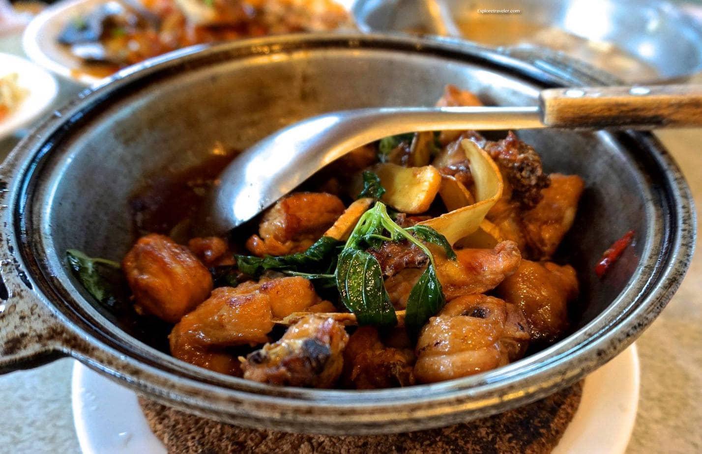 taiwan food dish