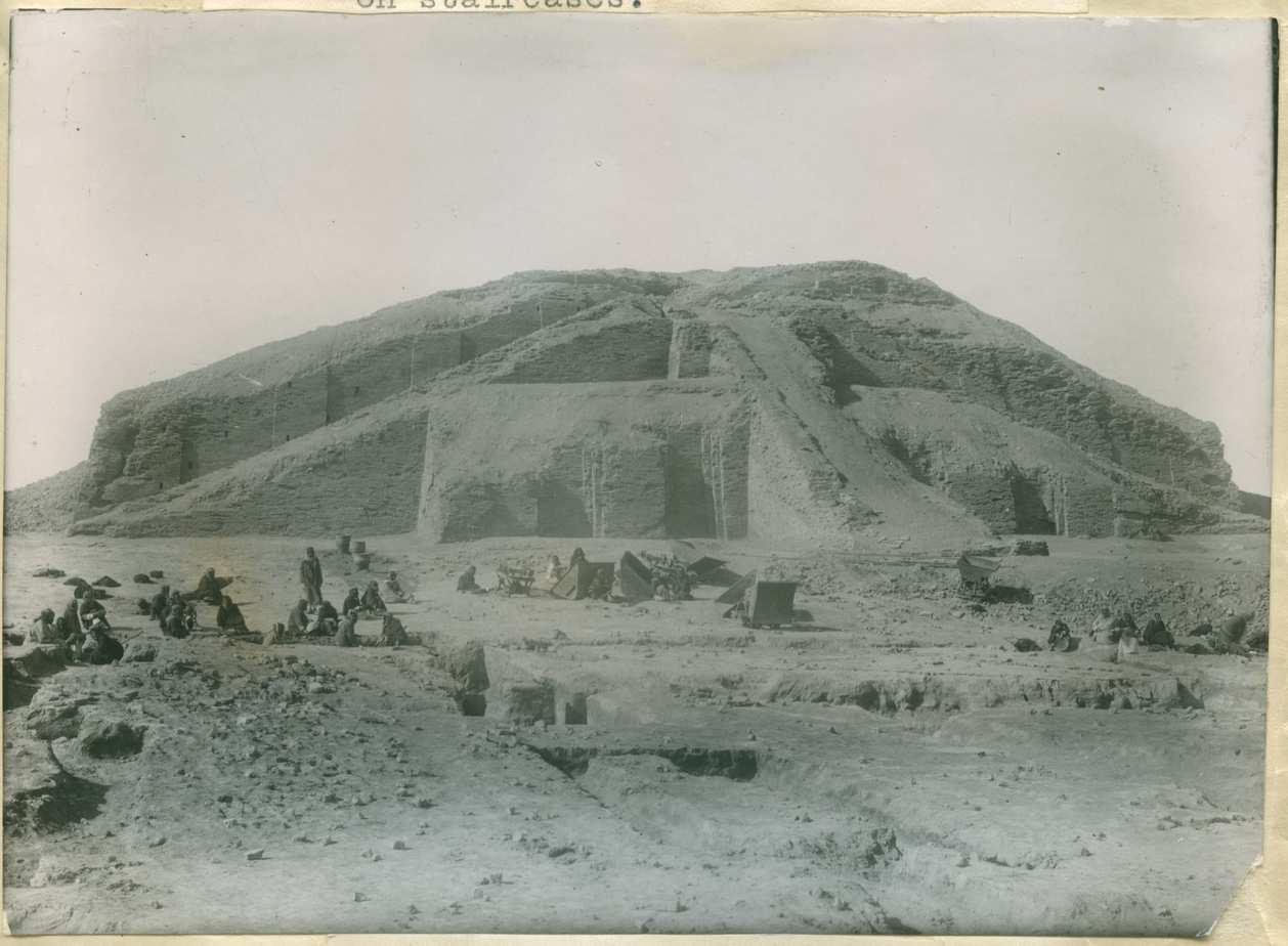 City of Ur Ziggurat