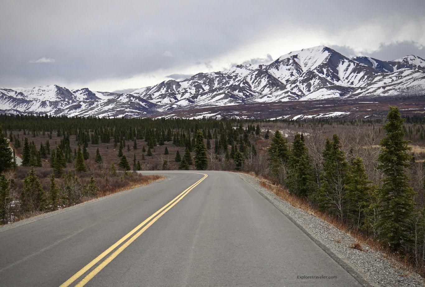 Denali Highway Alaska