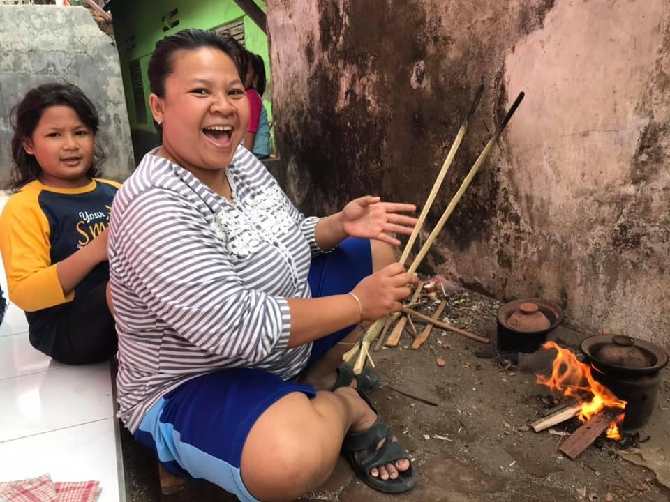 People of Majalengka Indonesia West Java