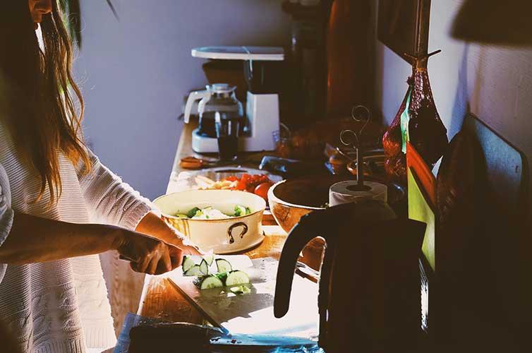 Travel Rental Kitchen