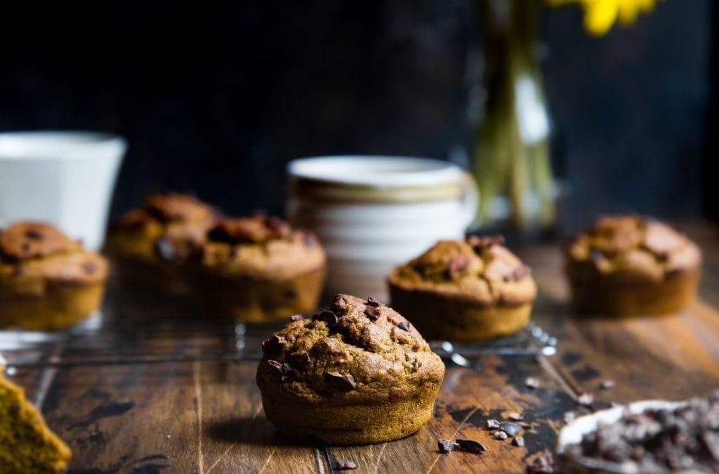 Muffins Travel Food