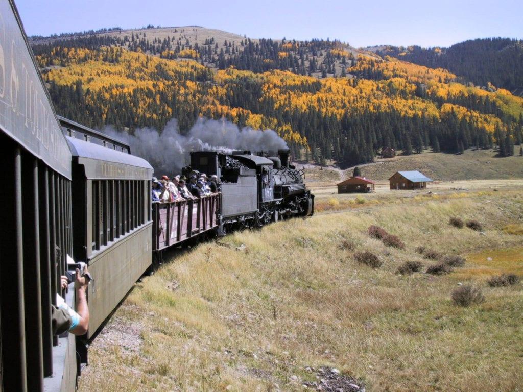 Cumbers and Toltec Scenic Railway