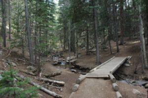 Maxwell Falls Lower Trail