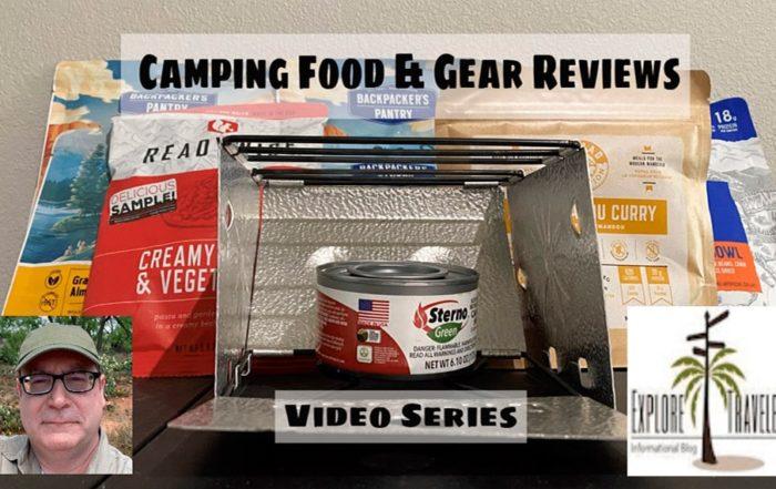 camping food reviews
