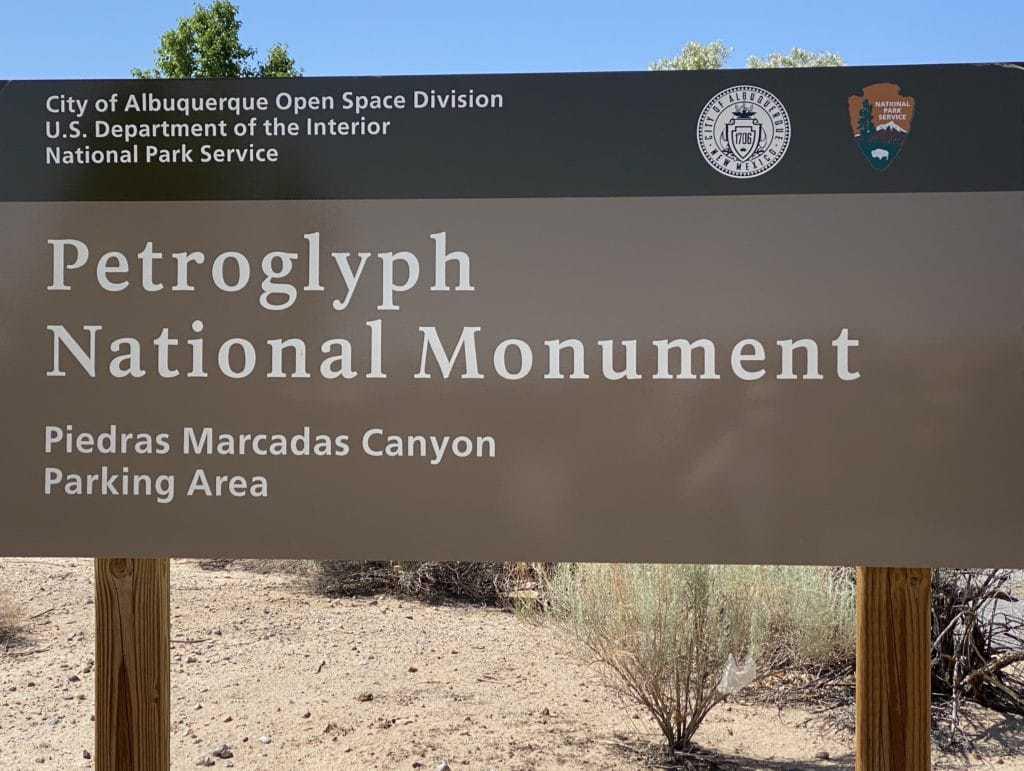 Piedras Marcadas Canyon Trail
