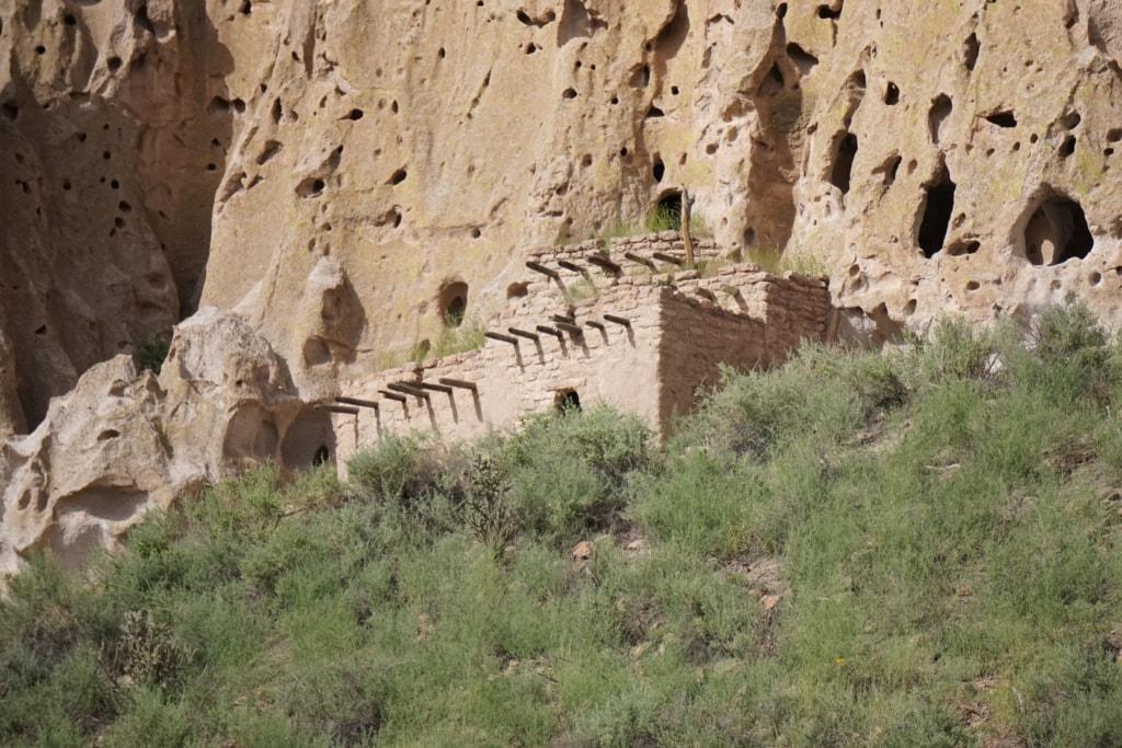 Pueblo House Bandelier National Monument